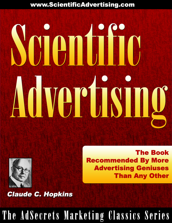 Part of The AdSecrets Marketing Classics Series