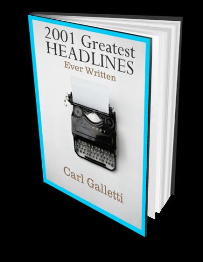 2001 Greatest Headlines