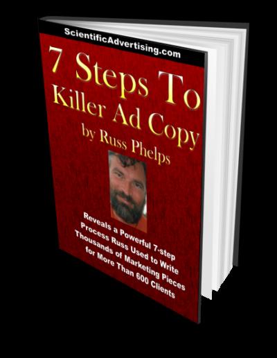 7 Steps To Killer Ad Copy