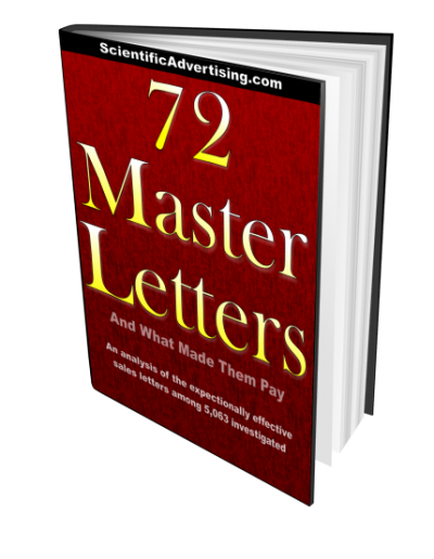 72 Master Letters