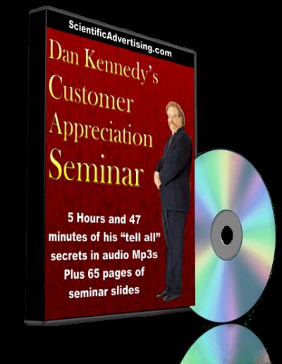 Dan Kennedy Customer Appreciation Seminar AIIDOPs