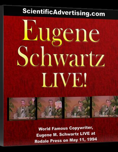Eugene Schwartz LIVE Audio