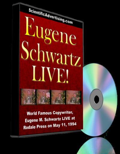 Eugene Schwartz LIVE Video