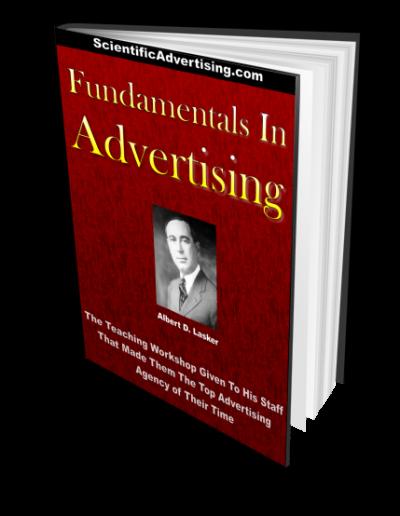 Fundamentals in Advertising