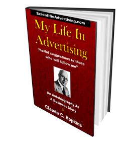 Cover of My Life in Advertising