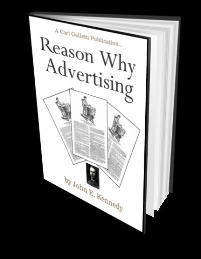 Reason Why Advertising