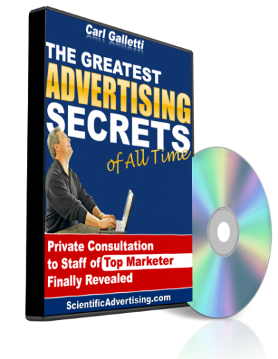 The Greatest Advertising Secrets of All Time AUDIO