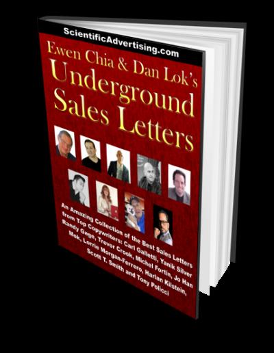 Underground Sales Letters